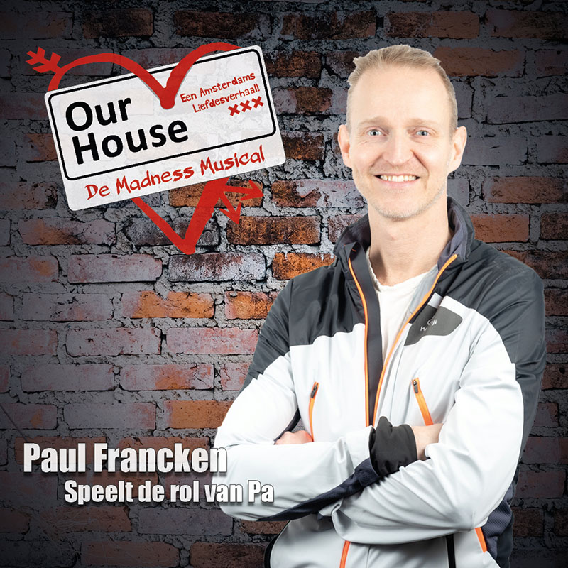 Paul Francken - Our House 2020